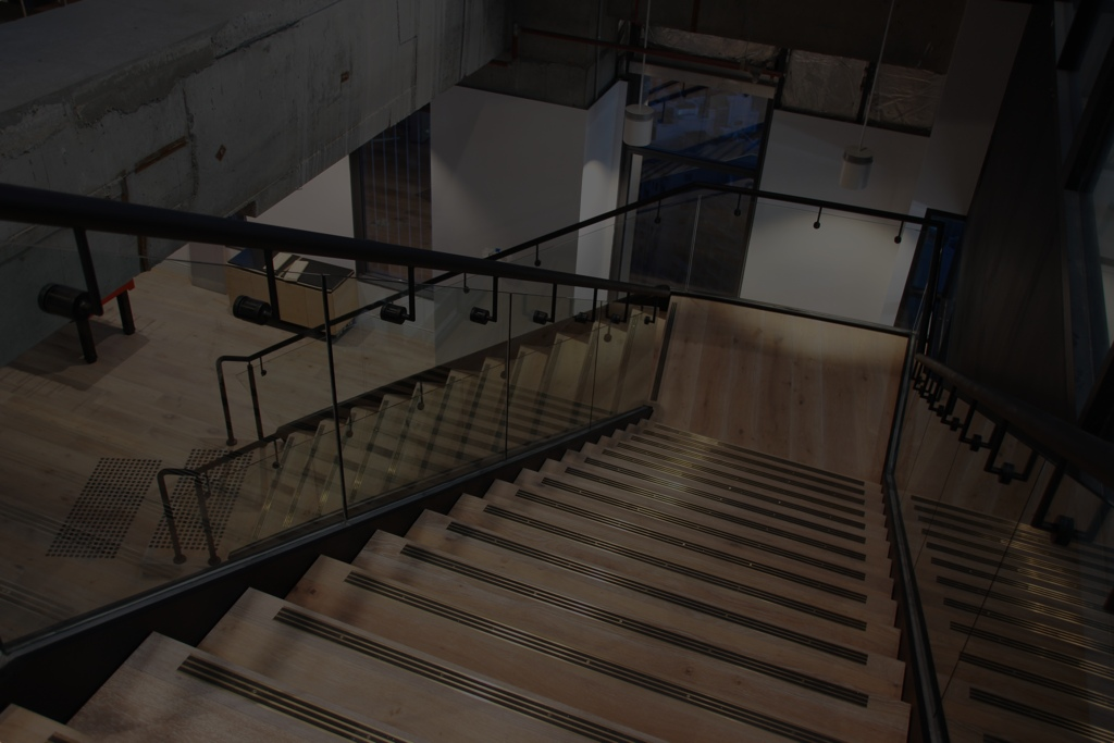 Calier Construction - Commercial Stairs