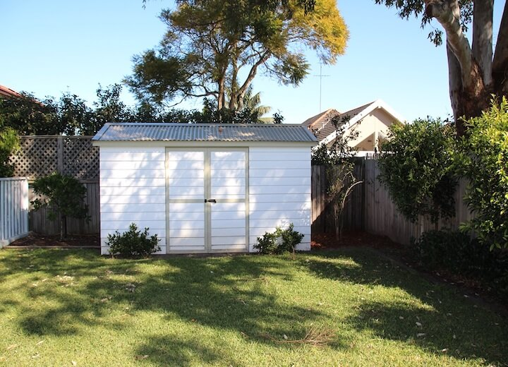 Sheds, Garages & Carports