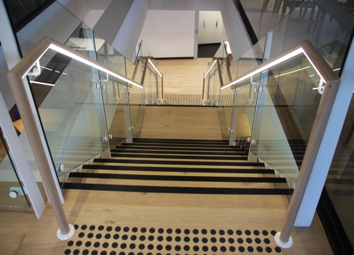 Calier Construction - Industrial Stairs